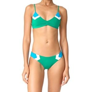 L* Space Haley Jade Bikini Set